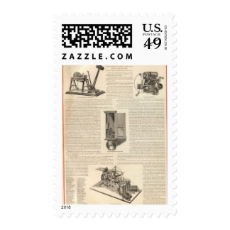 The American Fire Alarm and Police Telegraph Postage