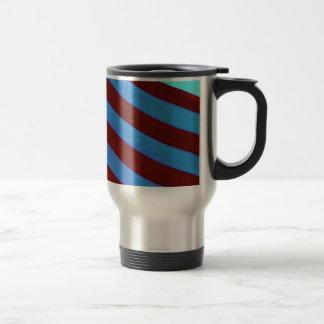 The American Flag 15 Oz Stainless Steel Travel Mug
