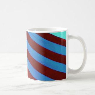 The American Flag Classic White Coffee Mug