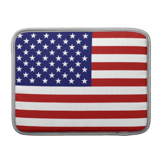 The American Flag Sleeves For MacBook Air