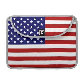 The American Flag Sleeve For MacBooks