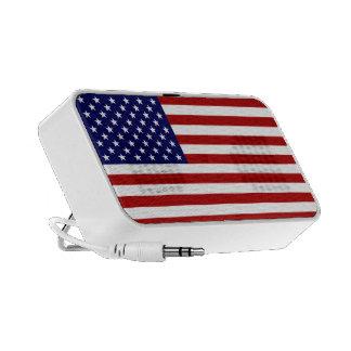 The American Flag Travel Speakers