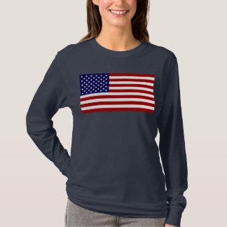 The American Flag T-Shirt