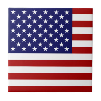 The American Flag Tile