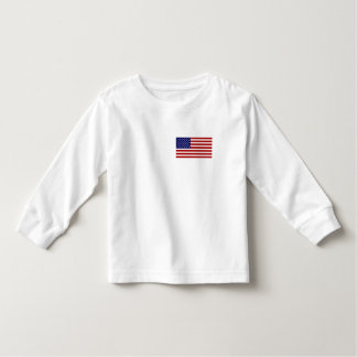 The American Flag Toddler T-shirt