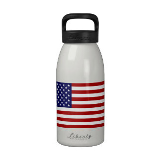 The American Flag Water Bottles