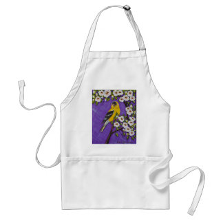 The American Goldfinch Adult Apron