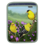 The American Goldfinch Rickshaw Sleeve Sleeve For iPads