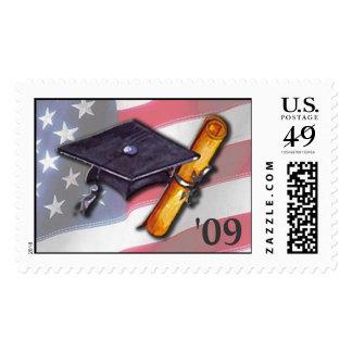 The American Graduate Postage