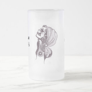 The American Gypsies Zombie Frosted Mug
