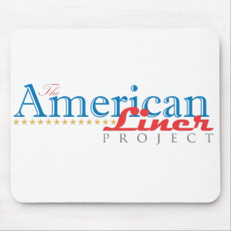 The American Liner Project Mouse Pad