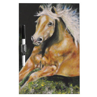The American Mustang Dry-Erase Board