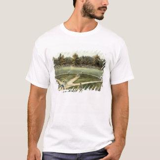 The American National Game of Baseball T-Shirt