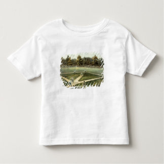 The American National Game of Baseball Toddler T-shirt