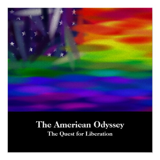 The American Odyssey Poster