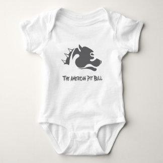 The American Pit Bull, GRRR ! Tee Shirt