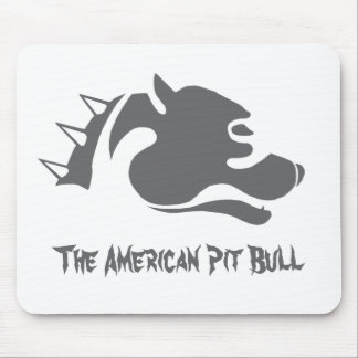 The American Pit Bull - mouse pad