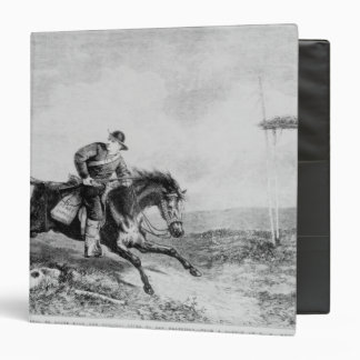 The American Pony Express 3 Ring Binder