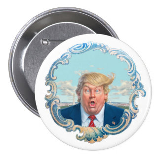 The American President Pinback Button