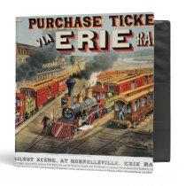 The American Railway Scene at Hornellsville Binder