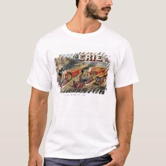The American Railway Scene at Hornellsville T-Shirt