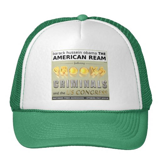 The American Ream Hat