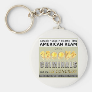 The American Ream Keychain
