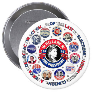 The American Ruling Class Pinback Button