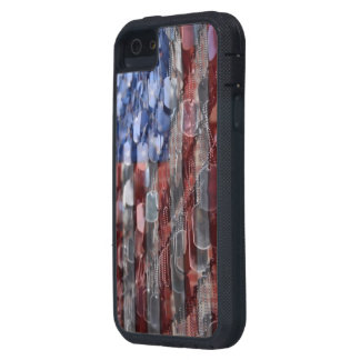 The American Sacrifice iPhone case