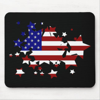 The American Spirit-1 Mouse Pad
