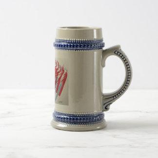 The American Spirit Beer Stein