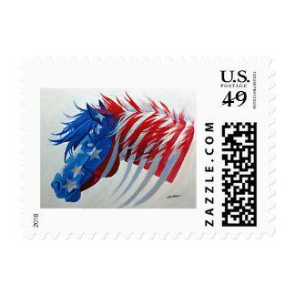 The American Spirit Postage