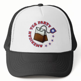 The American Tea Party hat