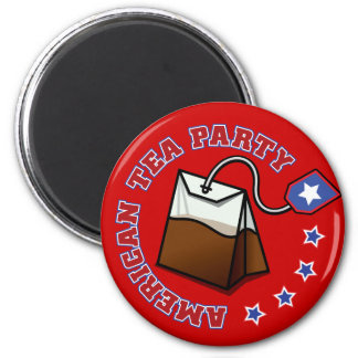 The American Tea Party Magnet
