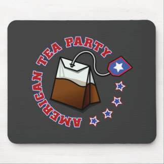The American Tea Party Mouse Pad