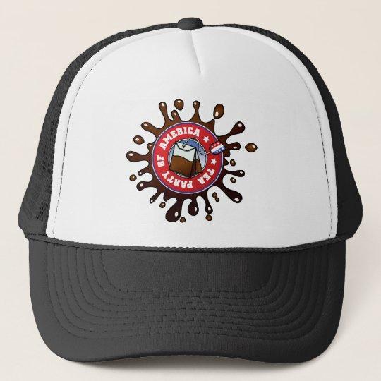 The American Tea Party Trucker Hat