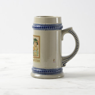 The American Tradition Beer Stein