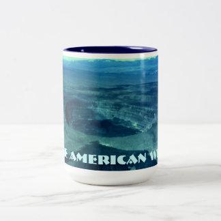 The American West Two-Tone Coffee Mug