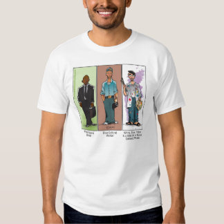 The American Worker Tee Shirt