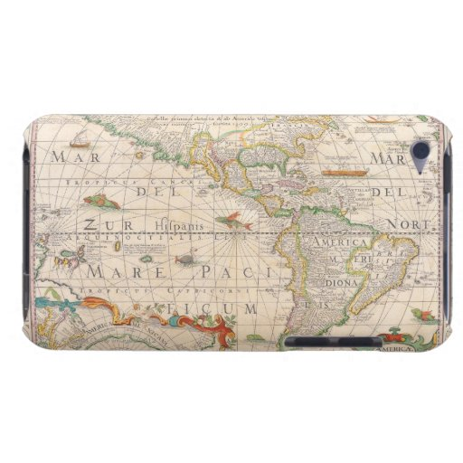 The Americas 2 iPod Case-Mate Case