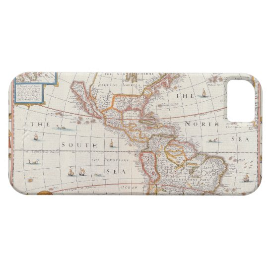 The Americas 3 iPhone SE/5/5s Case