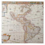 The Americas 3 Tile