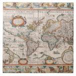 The Americas 4 Ceramic Tiles