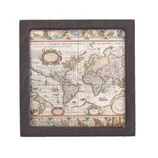 The Americas 4 Jewelry Box