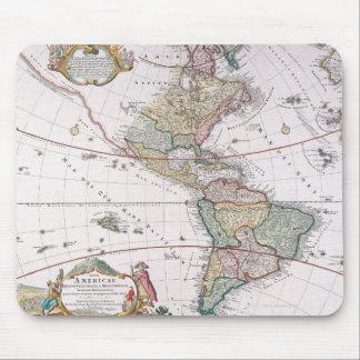 The Americas Mousepad