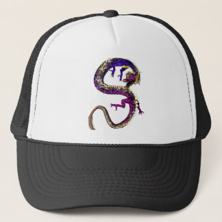 The Amethyst Dragon Trucker Hat
