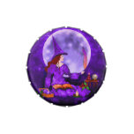 The Amethyst Witch Candy Tin