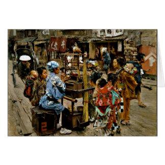 The Ameya - Robert Frederick Blum Artwork Card