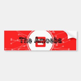 The Amoeba Bumper Sticker