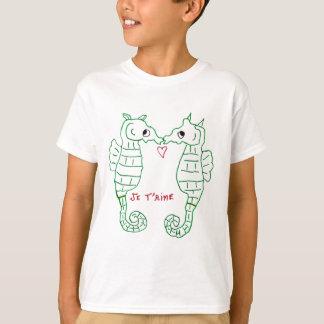 The AMOUREUX.jpg HIPPOCAMPI T-Shirt